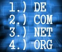 Welche Domain nehmen