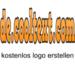 Mit Cooltext Grafiken generieren