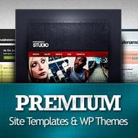 Premium HTML und CSS Templates