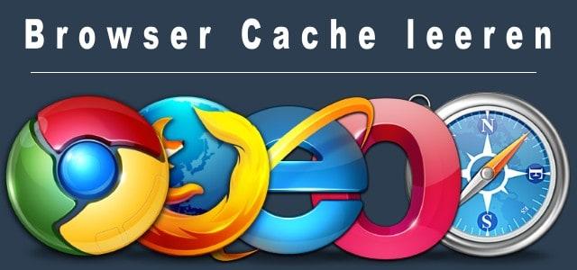 Browser Cache leeren