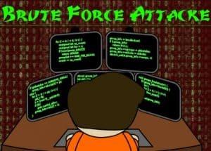 Brute Force Attacken auf wp-login.php